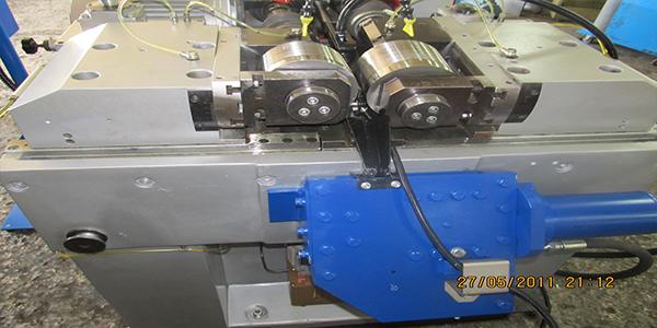автоматична линия за прозиводство на радиаторни скоби